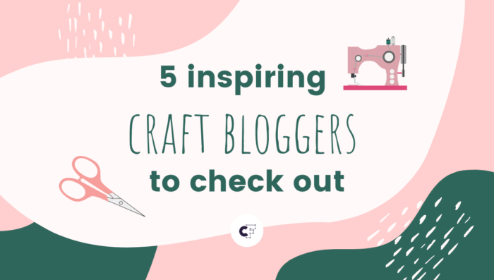Download Free 5 Inspiring Craft Bloggers To Check Out Creative Fabrica for Cricut Explore, Silhouette and other cutting machines.