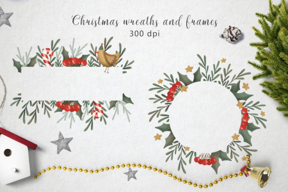 Print on Demand: Hugge Christmas Illustrations Graphic Illustrations By By Anna Sokol - Image 6