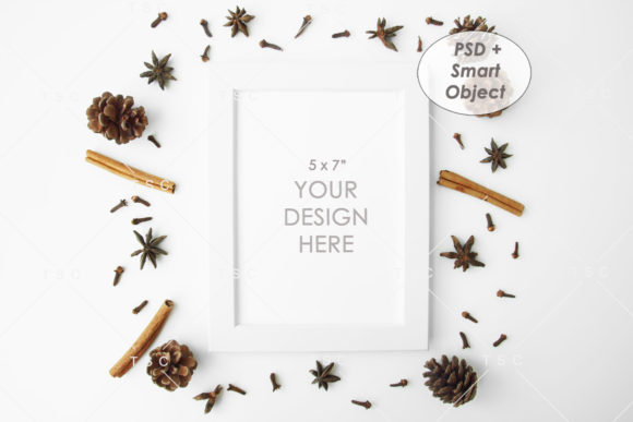 Frame Mockup Graphic Product Mockups By thesundaychic