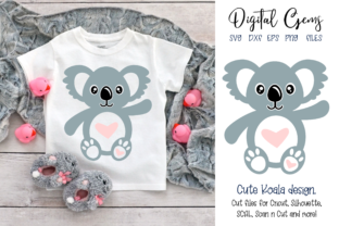 Koala Design Graphic By Digital Gems