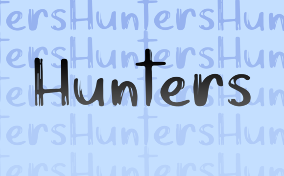 Print on Demand: Hunters Script & Handwritten Font By Allison - Image 6