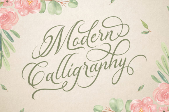 Print on Demand: Madelican Script & Handwritten Font By Subectype - Image 2