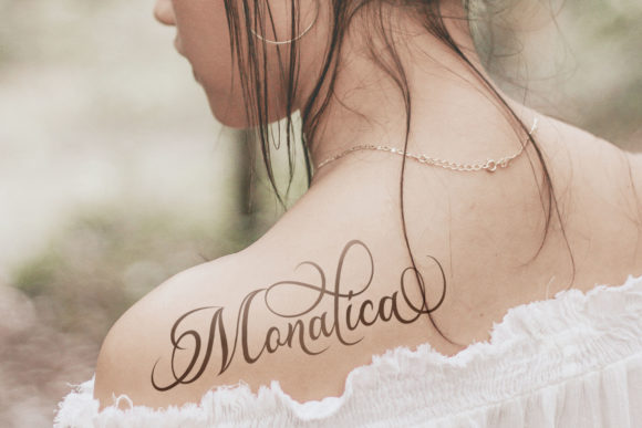Print on Demand: Madelican Script & Handwritten Font By Subectype - Image 13