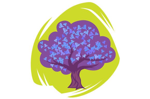 Download Free Jacaranda Tree Svg Cut File By Creative Fabrica Crafts for Cricut Explore, Silhouette and other cutting machines.