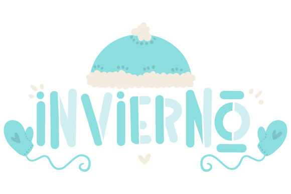 Invierno Mexico Craft Cut File By Creative Fabrica Crafts