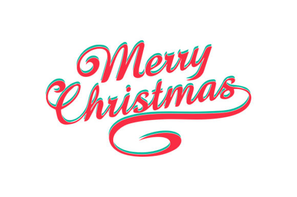 Download Free Merry Christmas Graphic By Storm Brain Creative Fabrica for Cricut Explore, Silhouette and other cutting machines.