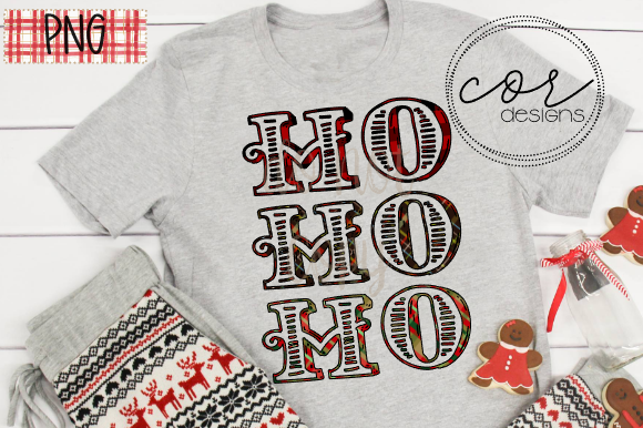 Download Free Ho Ho Ho Graphic By Designscor Creative Fabrica for Cricut Explore, Silhouette and other cutting machines.