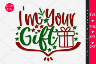Download Free I Am Your Gift Svg Graphic By Orindesign Creative Fabrica SVG Cut Files