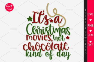 Download Free It S Christmas Movies Svg Graphic By Orindesign Creative Fabrica for Cricut Explore, Silhouette and other cutting machines.