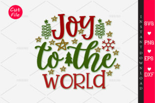 Download Free Joy To The World Svg Graphic By Orindesign Creative Fabrica SVG Cut Files