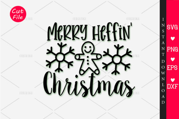 Download Free Marry Haffin Christmas Svg Graphic By Orindesign Creative Fabrica for Cricut Explore, Silhouette and other cutting machines.