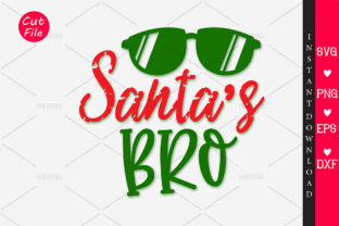 Download Free Santas Bro Svg Graphic By Orindesign Creative Fabrica for Cricut Explore, Silhouette and other cutting machines.