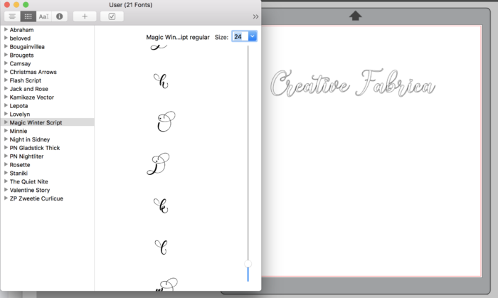 Download Free How To Use Pua Encoded Characters In Silhouette Studio Creative for Cricut Explore, Silhouette and other cutting machines.