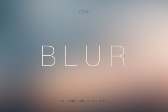 Blur Smooth Backgrounds | Vol. 01 Graphic By dvtchk