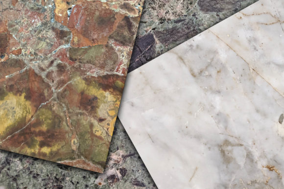 Print on Demand: Real Marble Textures Graphic Textures By oldmarketdesigns - Image 2