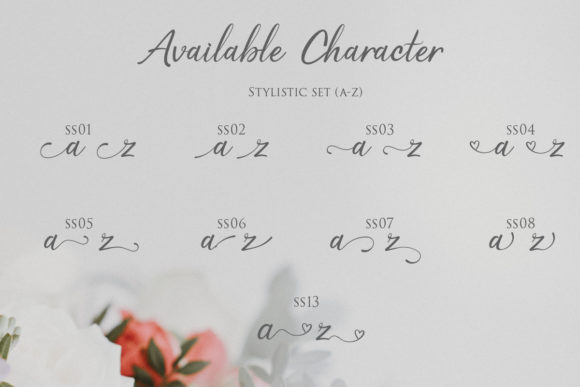 Print on Demand: Reality Script & Handwritten Font By Gilar Studio - Image 3