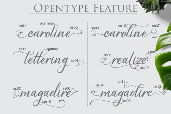 Print on Demand: Reality Script & Handwritten Font By Gilar Studio - Image 6