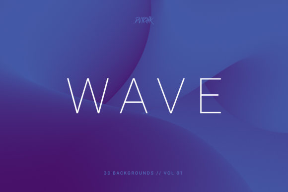 Wave | Smooth Backgrounds Vol. 01 Graphic By dvtchk