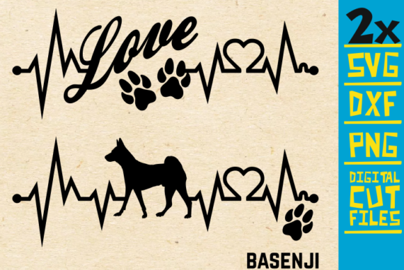 Download Free 2x Basenji Dog Bundle Svg Graphic By Svgyeahyouknowme Creative for Cricut Explore, Silhouette and other cutting machines.