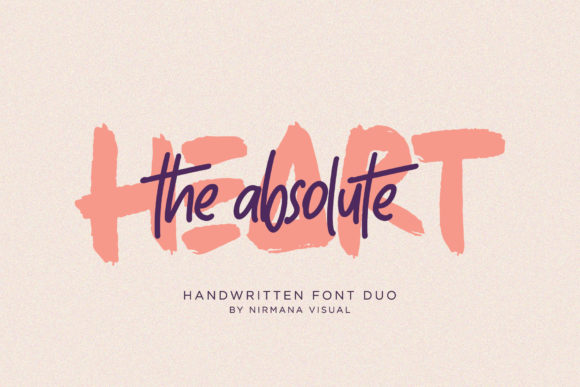 Print on Demand: The Absolute Display Font By Sigit Dwipa - Image 1