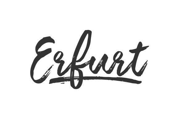 Download Free Erfurt Svg Cut File By Creative Fabrica Crafts Creative Fabrica for Cricut Explore, Silhouette and other cutting machines.