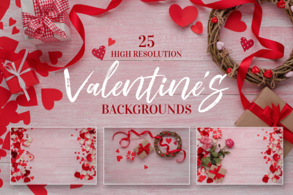 Print on Demand: Valentines Day Love Celebration Graphic Illustrations By MyStocks - Image 1