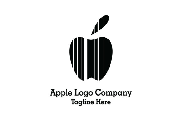 Download Free Apple Logo Company Graphic By Yuhana Purwanti Creative Fabrica for Cricut Explore, Silhouette and other cutting machines.