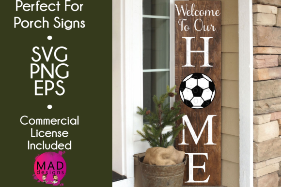 Download Welcome to Our Home - Soccer