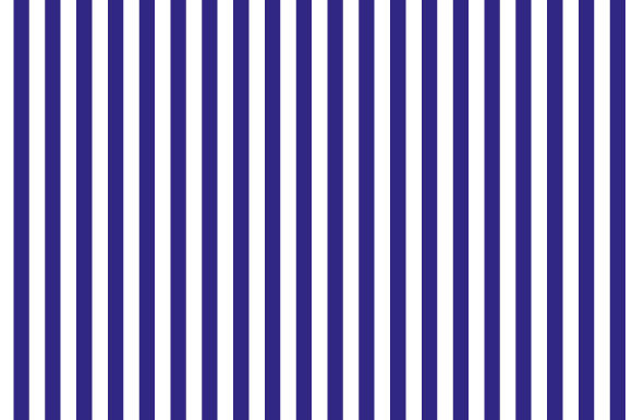 Print on Demand: Stripes Blue White Pattern Paper Cold Graphic Patterns By graphics.farm