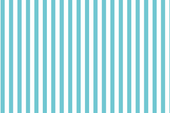 Download Free Stripes Turquoise White Pattern Paper Graphic By Graphics Farm for Cricut Explore, Silhouette and other cutting machines.
