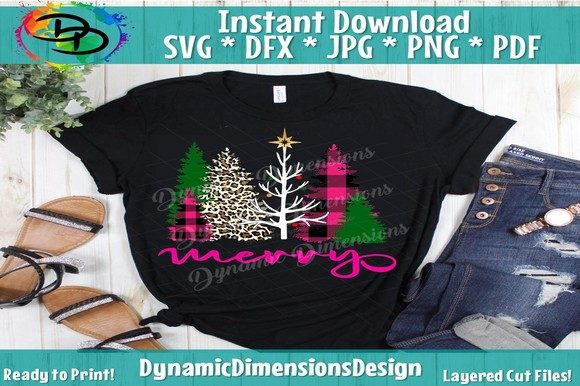 Merry Christmas Grafik von dynamicdimensions