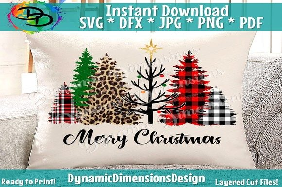 Download Free Merry Christmas Grafico Por Dynamicdimensions Creative Fabrica SVG Cut Files