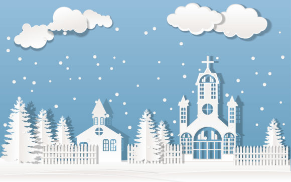 Christmas Background Graphic By nainggig