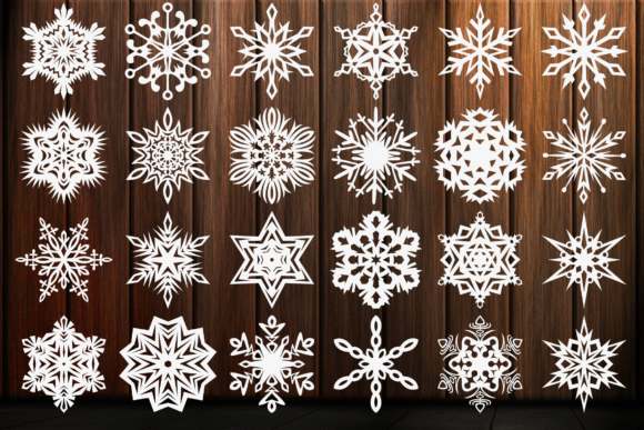 Snowflake Graphic By yulnniya