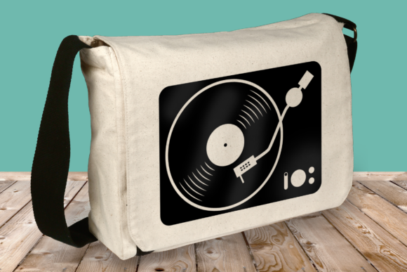 Record Player Graphic Crafts By RisaRocksIt - Image 2