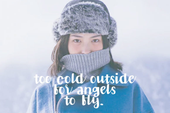 Print on Demand: Winter Star Script & Handwritten Font By Trim Studio - Image 2