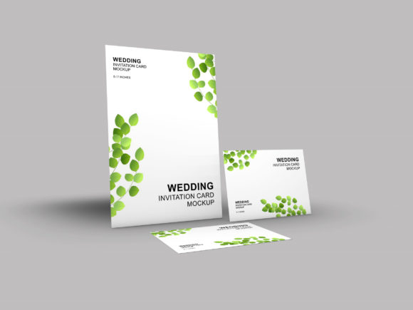 Print on Demand: Wedding Suit Mockup Template Graphic Product Mockups By PatternHousePk
