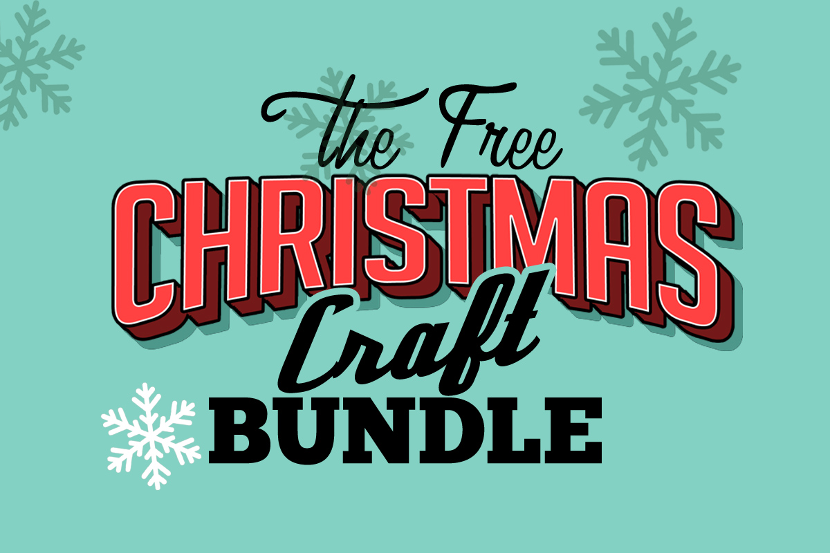 Download Free Free Christmas Bundle Bundle Creative Fabrica for Cricut Explore, Silhouette and other cutting machines.