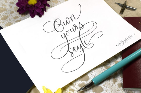 Print on Demand: Southern Hills Script & Handwritten Font By Cooldesignlab - Image 2