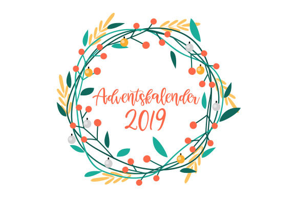 Adventskalender 2019 Germany Craft Cut File By Creative Fabrica Crafts