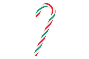 Candy Cane Christmas Craft Cut File By Creative Fabrica Crafts