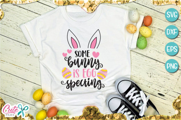 Easter Saying Bundle Graphic Illustrations By Cute files - Image 4