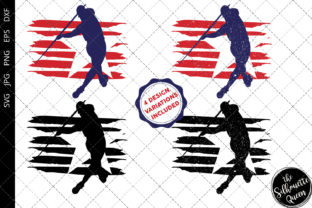 Download Free Javelin Throw Men Graphic By Thesilhouettequeenshop Creative for Cricut Explore, Silhouette and other cutting machines.
