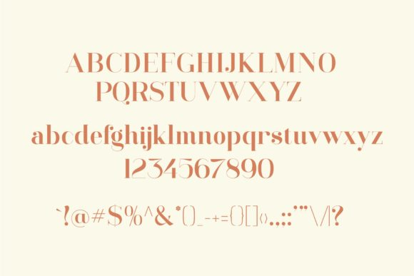 Print on Demand: LastOne Display Font By neurontype - Image 7