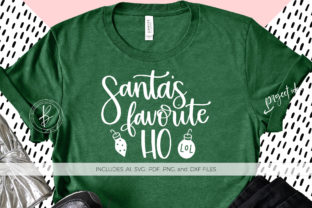 Download Free Santa S Favorite Ho Graphic By Beckmccormick Creative Fabrica for Cricut Explore, Silhouette and other cutting machines.