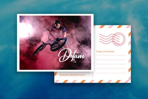 Print on Demand: Deglas Script & Handwritten Font By Vunira - Image 4