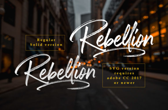 Print on Demand: Rockville Color Fonts Font By Ardian Nuvianto - Image 6