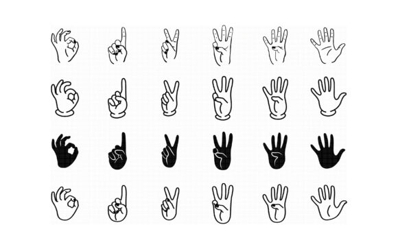 Download Birthday Hand Number Sign