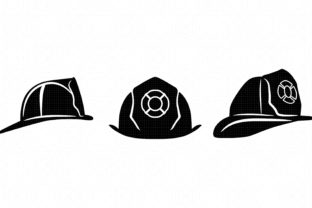 Download Free Fireman S Hat Graphic By Crafteroks Creative Fabrica for Cricut Explore, Silhouette and other cutting machines.