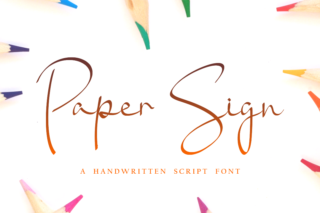 Download Free Paper Sign Font By Arukidz Fl Creative Fabrica for Cricut Explore, Silhouette and other cutting machines.